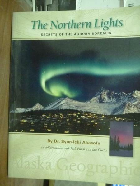 【書寶二手書T5/原文書_QNG】The Northern Lights_Akasofu