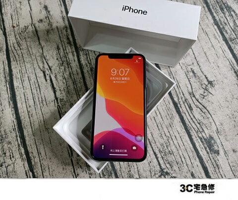 【3C宅急修-二手機專賣店】-Apple iPhone X 黑 64GB 附配件 售後保固30天 2