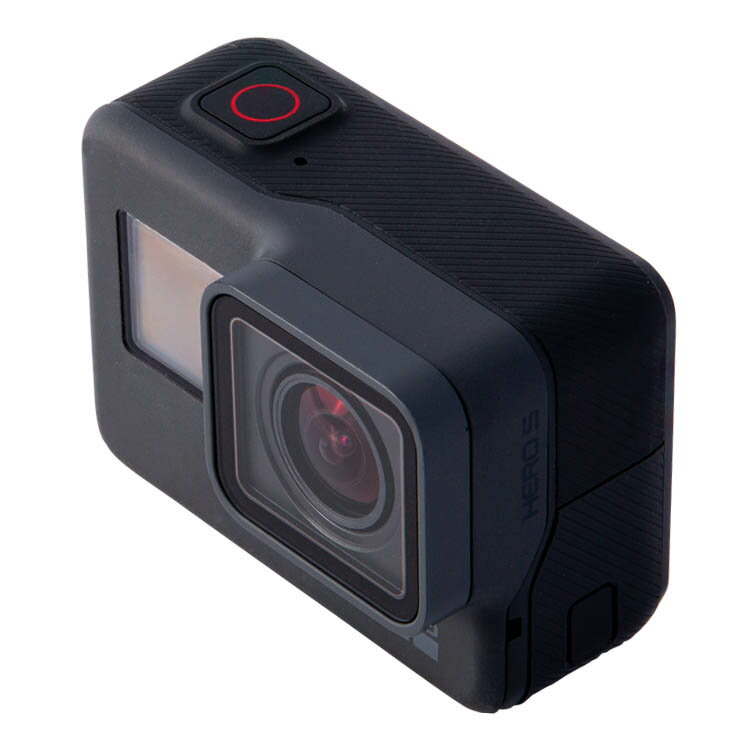 GoPro Hero 5 HD 4K Wi-Fi Bluetooth Waterproof Action Video Camera  - Black 1