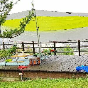 美麗大街【106102427】5x8抗撕裂銀膠長方型天幕