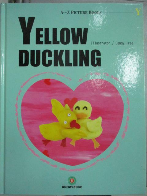 ~書寶 書T8/少年童書_YJP~Yellow duckling_illustrator