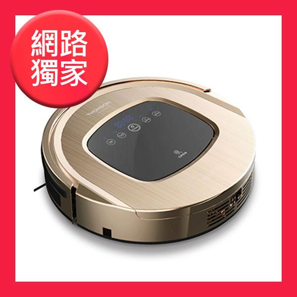*優惠促銷*THOMSON智慧機器人吸塵器TM-SAV21DS《康是美》