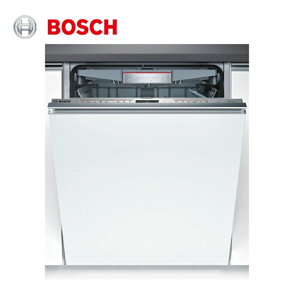 ★贈基本安裝【BOSCH博世】60cm 14人份220V全嵌式沸石洗碗機(SME68TX26E)