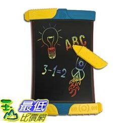[7美國直購] 電子塗鴉板 Boogie Board J3SP10001 Scribble and Play Color LCD Writing Tablet Stylus Smart Paper