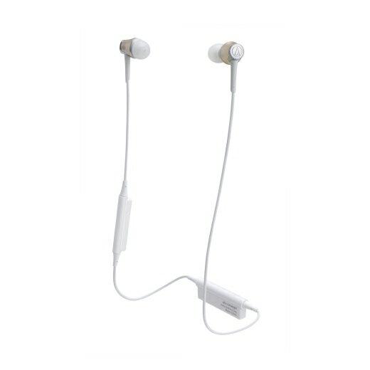 店面~ audio~technica 鐵三角 ATH~CKR55BT 香檳金 ~藍牙耳機