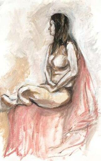 Nude III Poster Print by Anne Seay (24 x 36) 7664ad7a5dd1a0688430fa550f357f67
