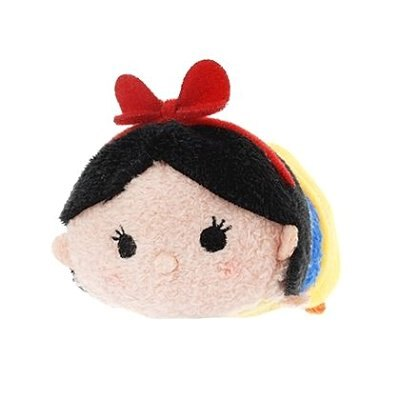 【真愛日本】14042900042 限定DN茲姆茲姆娃S-白雪公主 迪士尼專賣店 堆堆樂 手玉娃娃