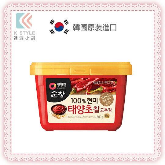 韓國 Daesang 大象 韓式辣椒醬 500g 韓式料理 韓式烤肉 中秋烤肉