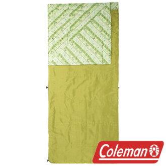 Coleman Cozy C15 睡袋 信封型睡袋 化纖睡袋 可雙拼連接 (舒適溫度:15℃) C