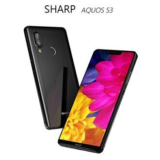 SHARP AQUOS S3 全球最小6吋异形全萤幕手机