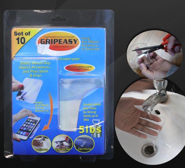 萬能貼手機防滑貼矽膠防滑墊(10片裝)$129元 - 限時優惠好康折扣