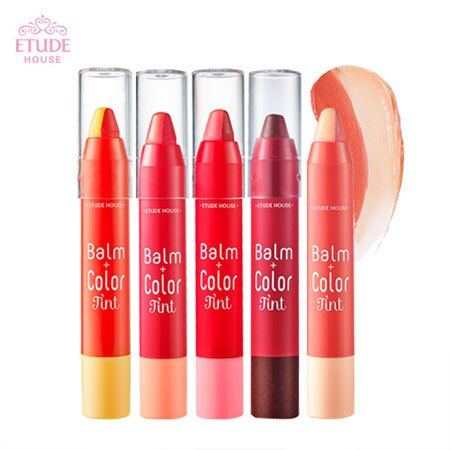 韓國 ETUDE HOUSE 荷荷巴雙色絢彩潤唇蠟筆 2.4g 咬唇妝 口紅 唇彩 唇彩蠟筆【B061702】