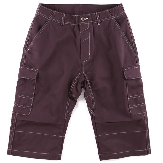 哈克褲/自在式長短褲 1
