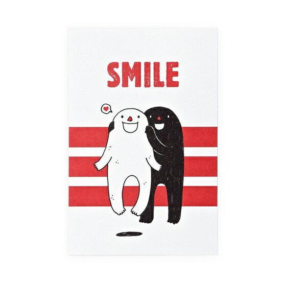笑一個嘛/明信片 0