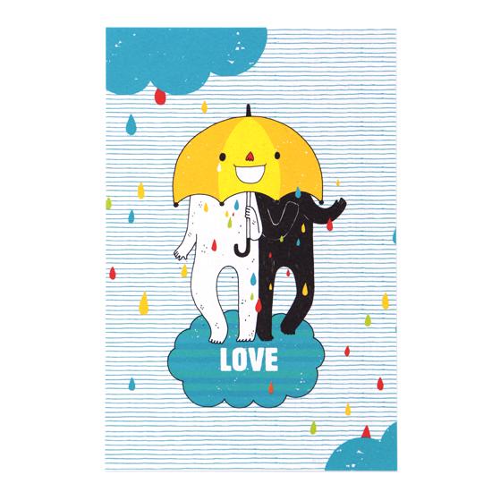 愛在一起/明信片 0