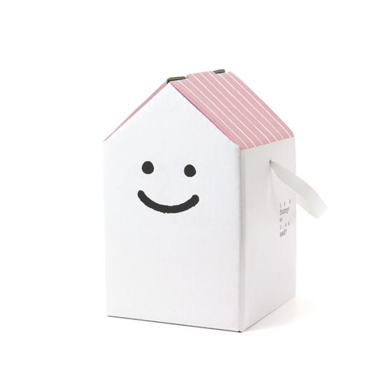 愛的小屋.中屋款/淺粉紅.青草綠 0