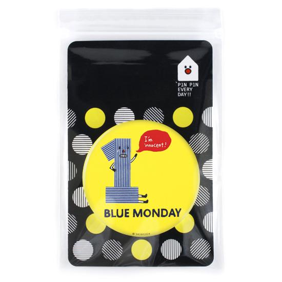 Blue Monday 1