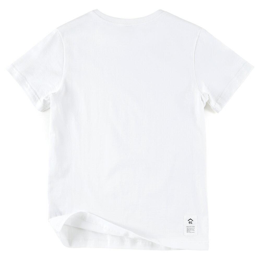 插畫T/發射!高品質棉T系列(白/麻灰/黑色款) 2