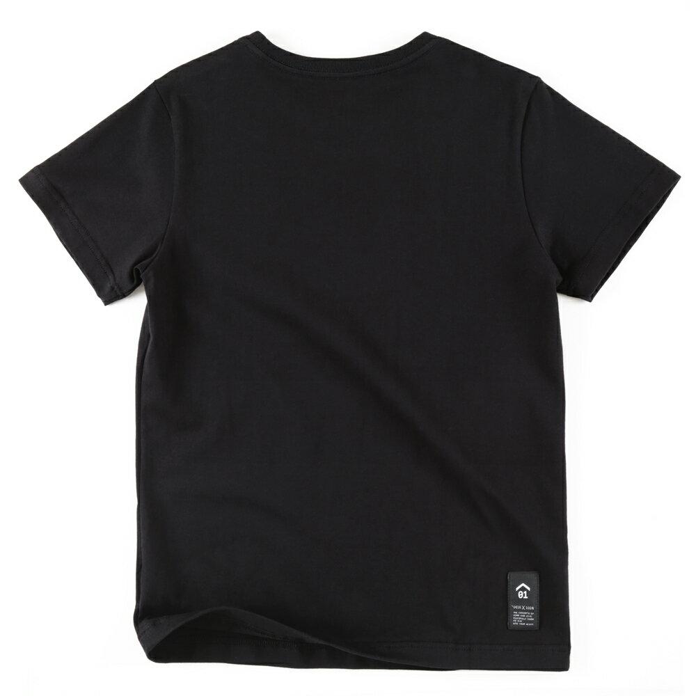 插畫T/發射!高品質棉T系列(白/麻灰/黑色款) 6