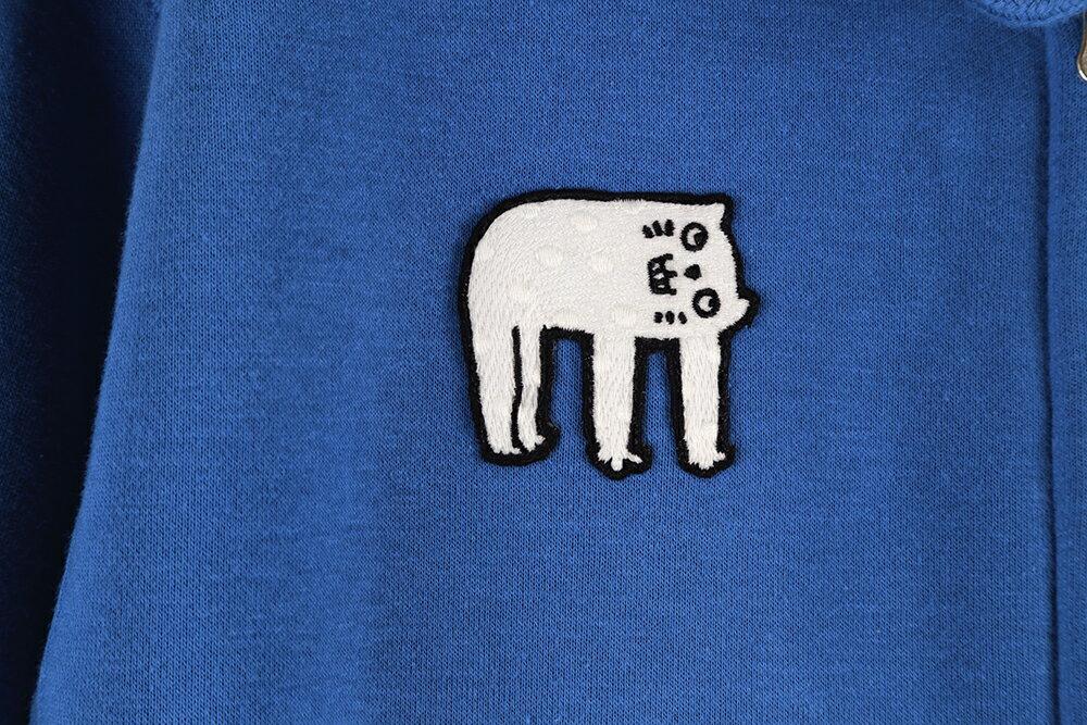 點點貓。繡花款外套(預購商品/12月初開始出貨) 2