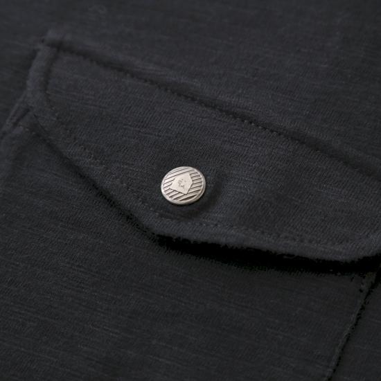 靜默。開襟長袖黑色款 3
