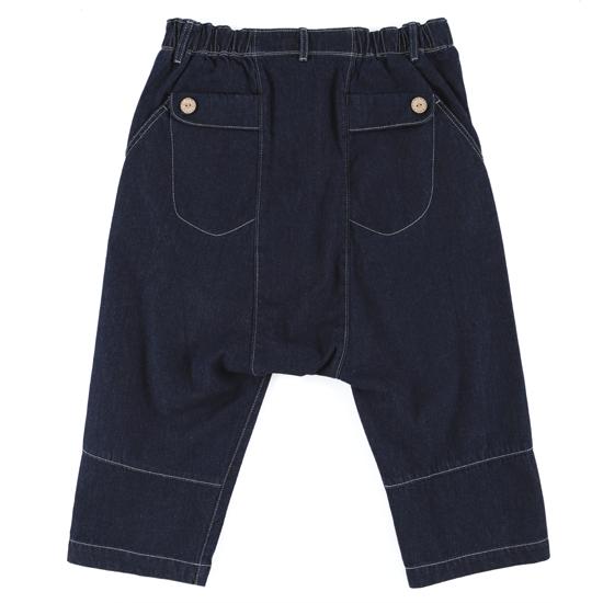 袋鼠褲/中性版形 2