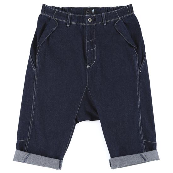 袋鼠褲/中性版形 3
