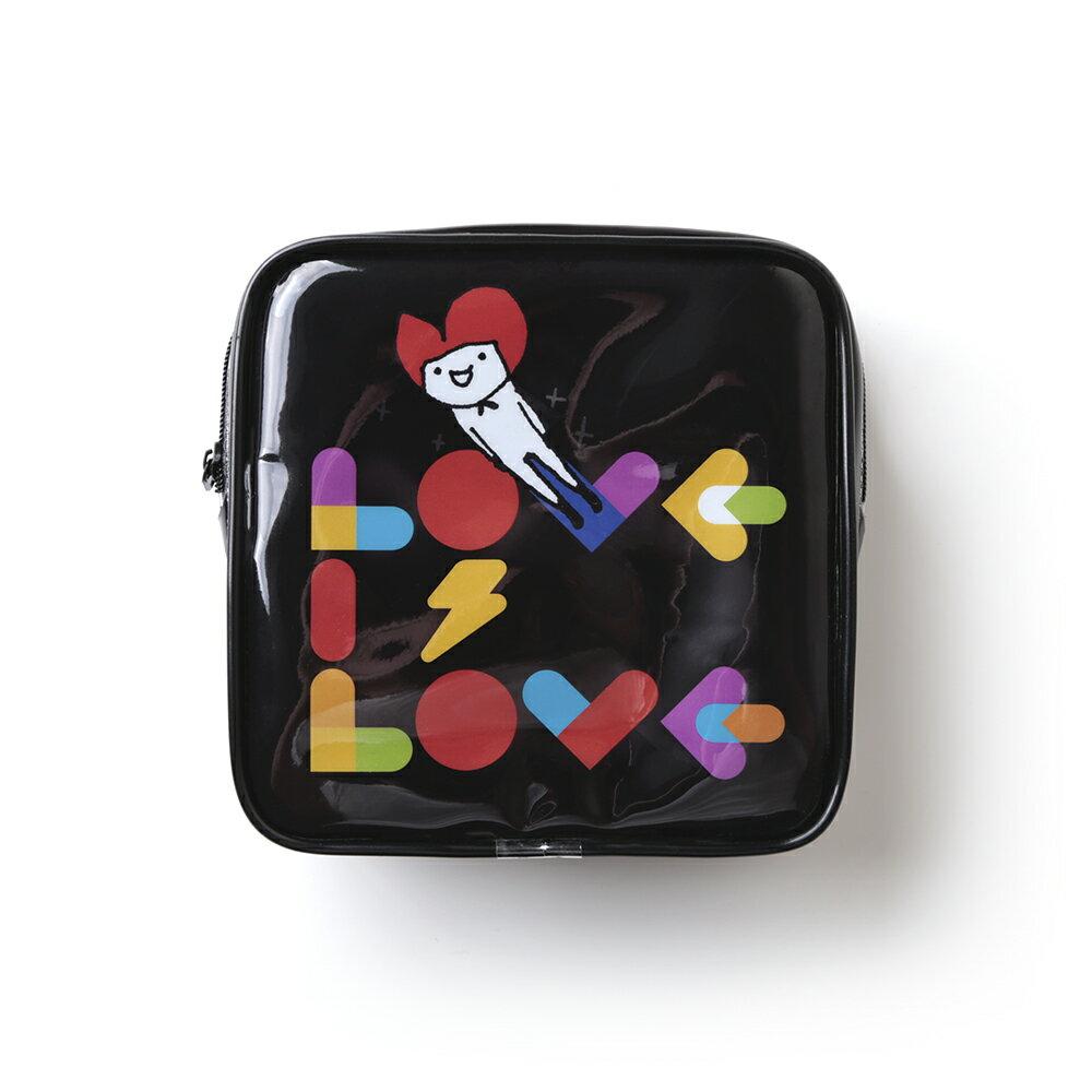 愛就是愛!防潑水萬用收納包 2