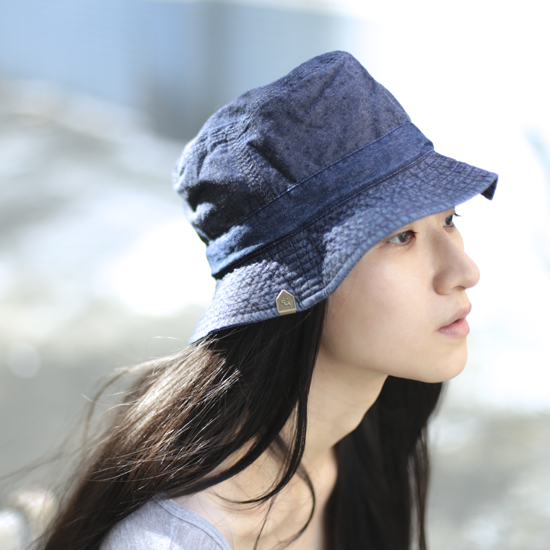 海日子。雅仕帽/漁夫帽(夜幕款 /可雙面戴) 1