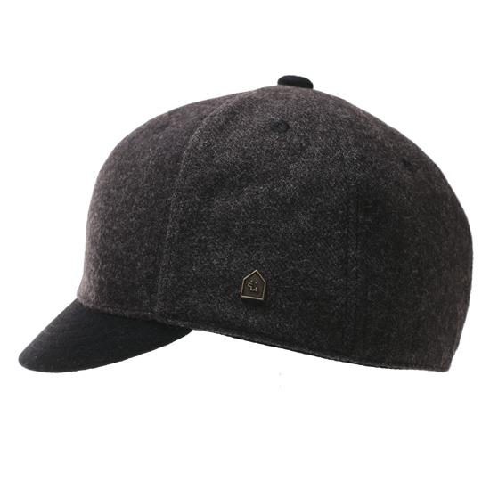 騎士帽/灰黑毛料款.迷彩款 1