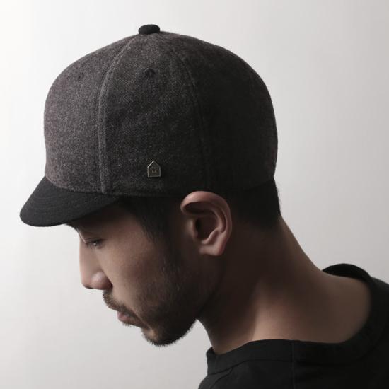 騎士帽/灰黑毛料款.迷彩款 0