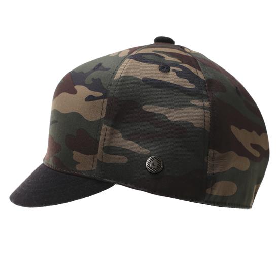 騎士帽/灰黑毛料款.迷彩款 2