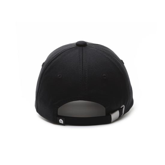 有我在!立體繡復古棒球帽/黑色款 2