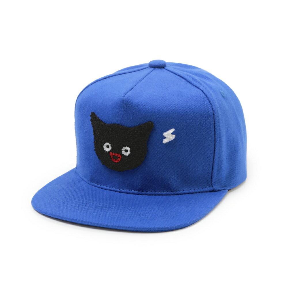 貓貓想電你-棒球帽-紅/藍二款 3