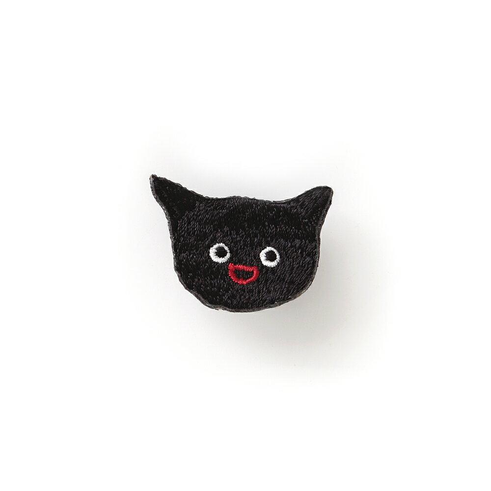 貓貓想電你/繡花別針 1