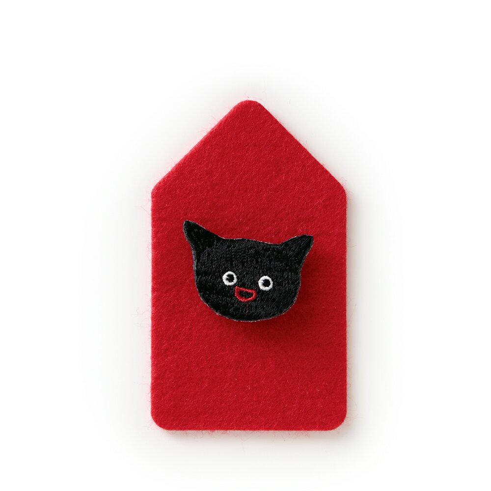貓貓想電你/繡花別針 2