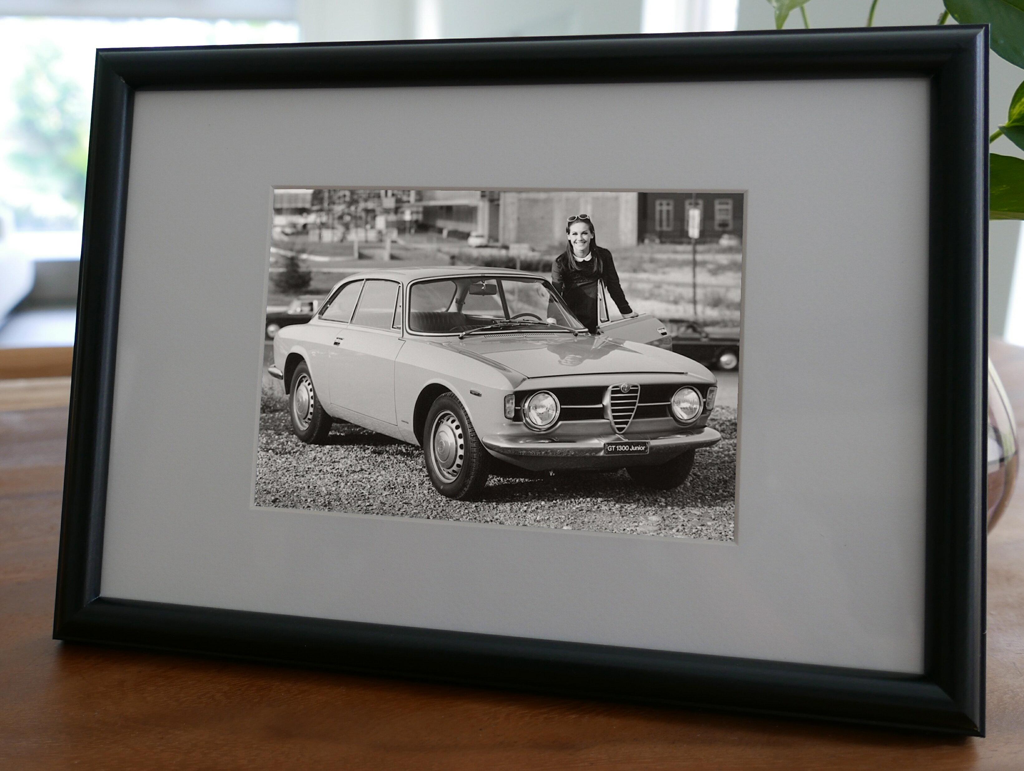 聚鯨Cetacea﹡Art【KLFZ-0275】city城市/car汽車/classic經典 畫框相框