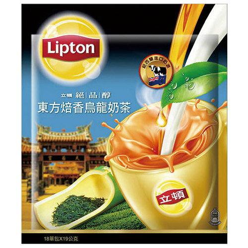 立頓 東方焙香烏龍奶茶 (19gX18入)/包