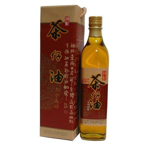 祥記 100%頂級茶仔油 250ml/瓶 原價$500 特價$455