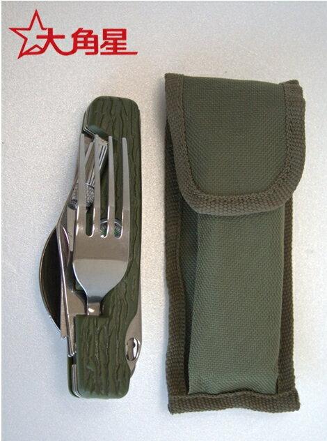 11合1 工具(萬用湯匙)餐具/工具/指南/照明 急難