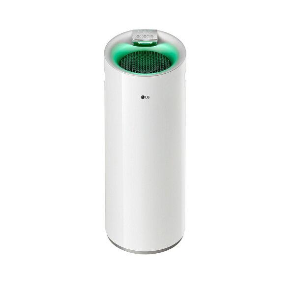 【滿3千,15%點數回饋(1%=1元)】LG韓國原裝智慧WIFI空氣清淨機(大白)AS401WWJ1