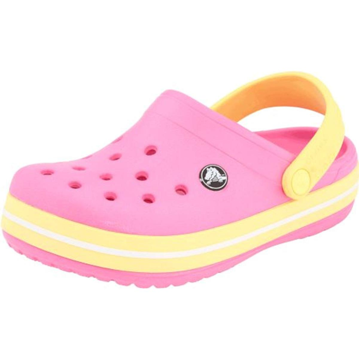 Crocs Unisex Kids Crocband Croslite Clog Shoes 0
