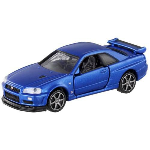 【奇買親子購物網】)【TOMICA多美小汽車】PREMIUM 11 NISSAN SKYLINE GT-R