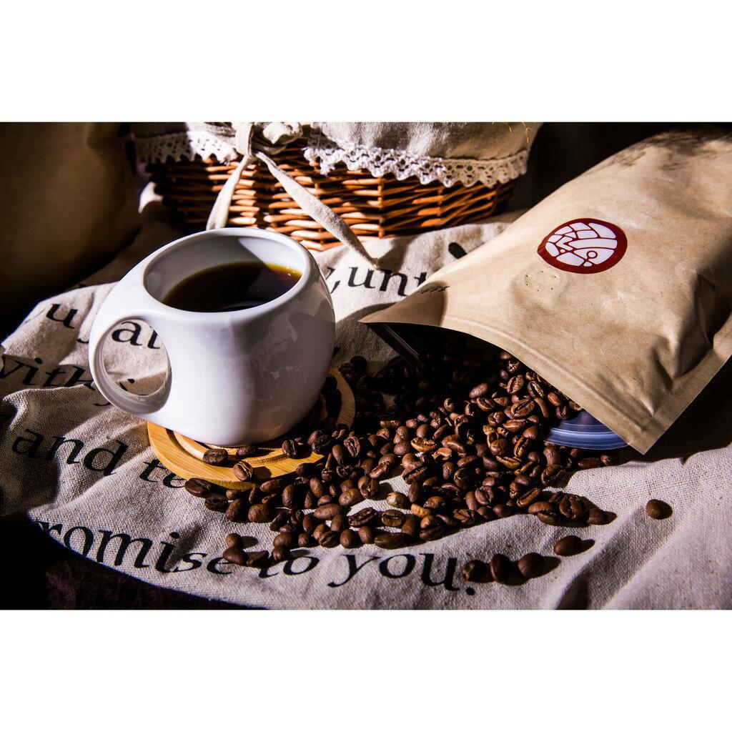 古今人文 西達摩高山咖啡豆 半磅/227g / 包