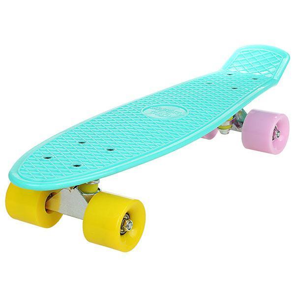 22 Cruiser 4 wheel Board Outdoor Mini Complete Deck Skateboard 2
