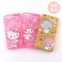 美樂蒂My Melody周邊商品推薦到【Sanrio 】iPhone 6/6s 防摔氣墊空壓保護套-手繪系列