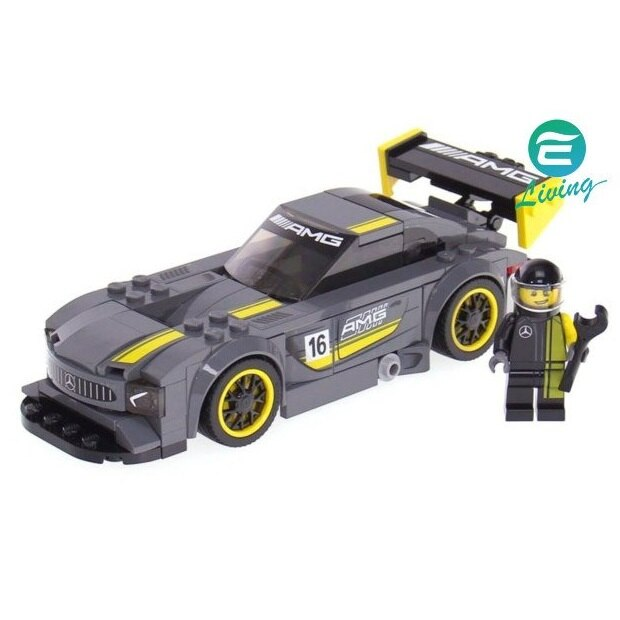 LEGO Speed 系列 Champions 75877 Mercedes AMG GT3