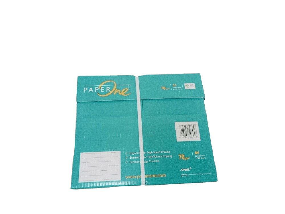 PAPER ONE 70磅 80磅影印紙 A4 A3 B4 B5 A5一包500張 影印 / 噴墨印表機 / 辦公用品 限用賣家宅配寄送 3