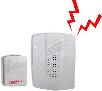 雙寶居家保健生活館:CareWatch專利居家無線看護鈴-叫人鈴