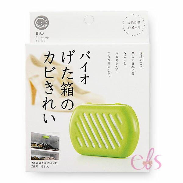 日本COGIT BIO 鞋櫃專用微生物長效防霉除臭貼☆艾莉莎ELS☆